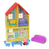Peppa Pig familiehuis speelset