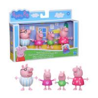 PEPPA PIG FAMILIE FIGUURTJES ASST