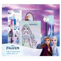Disney Frozen glitter dagboekset
