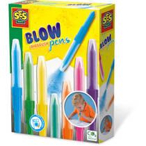 SES Creative blaas airbrush viltstiften