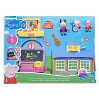Peppa Pig schoolgebouw speelset