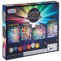4-IN-1 DICE GAMES