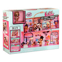 L.O.L. Surprise! miniwinkels speelset