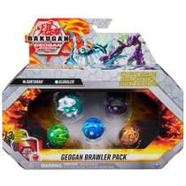 Bakugan Geogan Brawler 5-pack