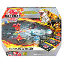 Bakugan Battle Matrix Season 3
