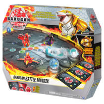 BAKUGAN BATTLE MATRIX S3