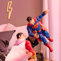 DC SUPERMAN ACTIEFIGUUR 30CM