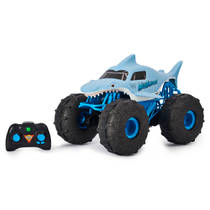 Monster Jam Megalodon Storm op afstand bestuurbare monstertruck - 1:15