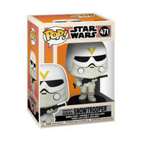 Funko Pop! figuur Star Wars: Concept Series Snowtrooper