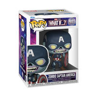 Funko Pop! figuur Marvel Studios What If Zombie Captain America