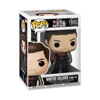 Funko Pop! figuur Falcon and the Winter Soldier Winter Soldier Zone 73