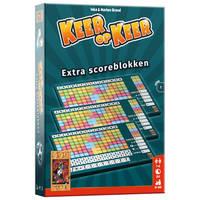 Scoreblokken Keer op Keer drie stuks level 1