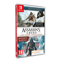 Nintendo Switch Assassin's Creed: The Rebel Collection - code in a box