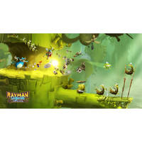 NSW RAYMAN LEGENDS CODE IN BOX