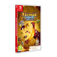 Nintendo Switch Rayman Legends: Definitive Edition - code in a box