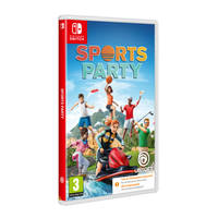 Nintendo Switch Sports Party - code in a box