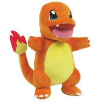 Pokémon Flame Action interactieve knuffel Charmander