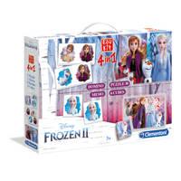 Clementoni Disney Frozen 4-in-1 edukit