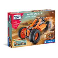 Clementoni bouwpakket buggy en quad