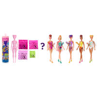BARBIE COLOR REVEAL MARBLE DOLL CDU W3