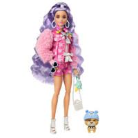 Barbie Extra pop met lila haar