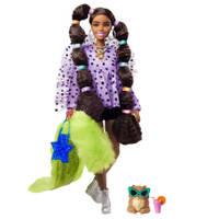 Barbie Extra pop met vlechten en Bobble haarbanden