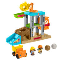 Fisher-Price Little People leren laden bouwplaats
