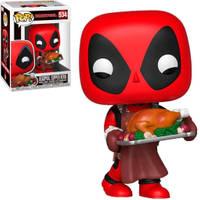 Funko Pop! figuur Marvel Holiday Deadpool