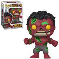 Funko Pop! figuur Marvel Zombies Red Hulk