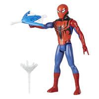 Marvel Avengers Titan Heroes Spider-Man speelfiguur en blast gear