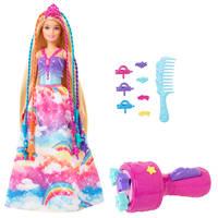 Barbie Dreamtopia prinses haarverzorgingspop