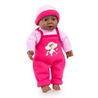 Interactieve babypop meisje - 40 cm