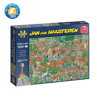 Jumbo Jan van Haasteren puzzel Efteling Sprookjesbos - 1000 stukjes