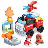 Fisher-Price Mega Bloks PAW Patrol Marshalls brandweerwagen