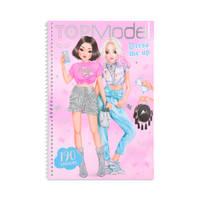 TOPModel Dress Me Up Kitchy Angel stickerboek