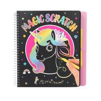 Ylvi & the Minimoomis magic scratchboek