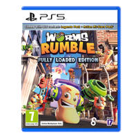 PS5 Worms Rumble