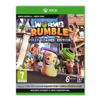 Xbox Series X & Xbox One Worms Rumble