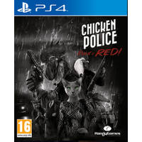 PS4 Chicken Police: Paint it Red!