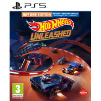 PS5 Hot Wheels Unleashed Day One Edition