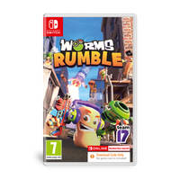 Nintendo Switch Worms Rumble - Code in Box