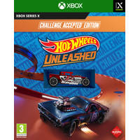 Xbox Series X Hot Wheels Unleashed Challenge Accepted Edition