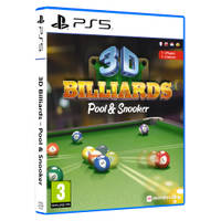 PS5 3D Billiards: Pool & Snooker