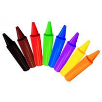 Crayola Mini Kids dikke waskrijtjes set 24-delig