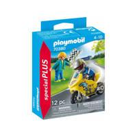 PLAYMOBIL SpecialPLUS jongens met racefietsen 70380