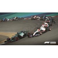 F1 2021: STANDAARD EDITIE (PS4)