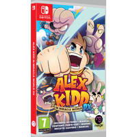 Nintendo Switch Alex Kidd In Miracle World DX