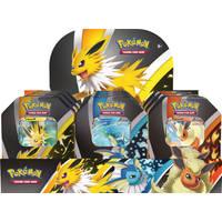 Pokémon TCG Fall tin Eevee Evolution