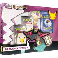 Pokémon Trading Card Game Celebrations collector box Dragapult Prime