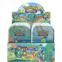 Pokémon Trading Card Game Celebrations mini tin